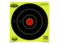 "Birchwood Casey Dirty Bird Yellow 8"" Bullseye Targets Package of 50"