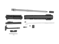 "DPMS 3G2 AR-15 Unassembled Upper Receiver Kit 5.56x45mm NATO 16"" Light Contour 416 Stainless Steel Barrel with Flat Top Upper Receiver and M111 Modular Rifle Length Free Float Handguard Blemished"