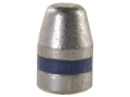 Meister Hard Cast Bullets 357 Sig (357 Diameter) 122 Grain Lead Flat Nose Box of 500