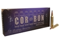 Cor-Bon Hunter Ammunition 7mm Remington Magnum 150 Grain Swift Scirocco II Box of 20