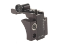 Product detail of Williams 5D-Krag Receiver Peep Sight American Krag Aluminum Black