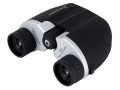 Barska Blueline Binocular 10x 21mm Porro Prism with Ruby Coated Lens Rubber Armored Black