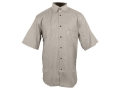 Browning Badger Creek Shooting Shirt Short Sleeve Cotton