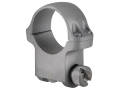 Product detail of Ruger 1&quot; Ring Mount 5KHM Silver Matte High