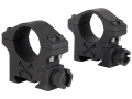 "Talley 1"" Tactical Picatinny-Style Rings Matte"