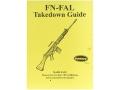 "Radocy Takedown Guide ""FN-FAL"""
