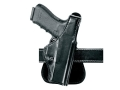 Safariland 518 Paddle Holster Right Hand 1911 Officer, Kahr K9, K40, P9, P40, MK9, MK40 Laminate Black