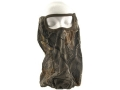 Product detail of Hunter's Specialties Flex Form 2 Jersey 3/4 Face Mask Cotton