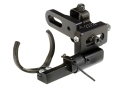 PSE Phantom Micro Drop-Away Arrow Rest Right Hand Aluminum Black