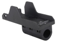 Midwest Industries Mini Red Dot Sight Mount M14, M1A for Burris FastFire Optic Aluminum Black