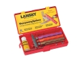 Lansky Standard Diamond Knife Sharpening System with Coarse, Medium and Fine Diamond Hones