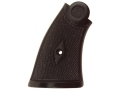 Vintage Gun Grips S&W N-Frame Square Butt Polymer Black