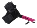 Scott Archery Fox Bow Release Small Buckle Strap Pink