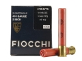 "Product detail of Fiocchi High Velocity Ammunition 410 Bore 3"" 11/16 oz #7-1/2 Shot Box of 25"