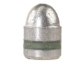 Oregon Trail Laser-Cast Bullets 40 Caliber (401 Diameter) 155 Grain Lead Round Nose Semi-Wadcutter Box of 500