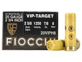 Fiocchi Exacta Target Ammunition 20 Gauge 2-3/4&quot; 7/8 oz #8 Shot