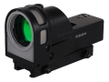 Meprolight M-21T Reflex Sight 1x 30mm Triangle Reticle with Quick Release Picatinny-Style Mount Matte