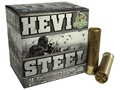 "Hevi-Shot Hevi-Steel Waterfowl Ammunition 12 Gauge 3-1/2"" 1-3/8 oz #1 Non-Toxic Shot"