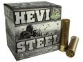 "Hevi-Shot Hevi-Steel Waterfowl Ammunition 12 Gauge 3-1/2"" 1-3/8 oz #1 Non-Toxic Shot"