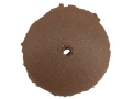 Cratex Abrasive Wheel Knife Edge 5/8&quot; Diameter 1/16&quot; Arbor Hole Fine Bag of 20