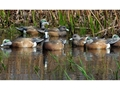 GHG Pro-Grade Pre-Texas Rigged Wigeon Duck Decoy Pack of 6