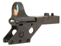 C-More Serendipity Reflex Sight 8 MOA Red Dot with Integral Mount 1911, Browning Hi-Power, CZ 75, 85 Polymer Matte