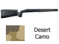 McMillan A-3 Rifle Stock Remington 700 ADL Long Action Varmint Barrel Channel Fiberglass Semi-Inletted
