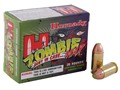 Hornady Zombie Max Ammunition 45 ACP 185 Grain Z-Max Flex Tip eXpanding
