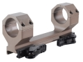 American Defense Delta 1-Piece Quick Release Scope Mount Picatinny-Style with 30mm Rings AR-15 Flattop