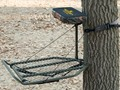 Rivers Edge Big Foot XL Hang On Treestand Steel Green