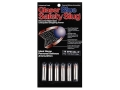Glaser Blue Safety Slug Ammunition 38 Special +P 80 Grain Safety Slug Package of 6