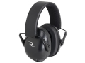 Radians Lowset Earmuffs (NRR 21 dB)