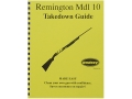 "Product detail of Radocy Takedown Guide ""Remington 10"""