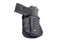 Fobus Evolution Paddle Holster Right Hand Sig Sauer P239 9mm, S&W Sigma 380, SW380, SW9 Polymer Black