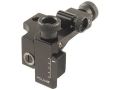 Williams FP-T/C Receiver Peep Sight with Target Knobs Thompson Center Contender Pistol, Carbine Aluminum Black
