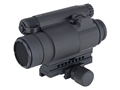 Aimpoint CompM4 Official US Army M68CCO Red Dot Sight 30mm Tube 1x 2 MOA Dot with Picatinny-Style Mount Matte