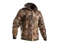 Under Armour Men's Armour Stealth Rain Jacket Polyester Realtree AP Camo Large 41-43