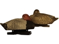 GHG Pro-Grade Redhead Sleeper Duck Decoy Pack of 6