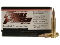Tubb Final Finish Bore Lapping Ammunition 300 Winchester Magnum Box of 20