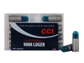CCI Shotshell Ammunition 9mm Luger 53 Grains #12 Shot Box of 10