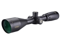 BSA Catseye Rifle Scope 3.5-10x 50mm Illuminated Red, Green and Blue Duplex Reticle Matte