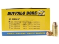 Buffalo Bore Ammunition 45 Super 230 Grain Full Metal Jacket Box of 50