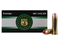 Copper Only Projectiles (C.O.P.) Ammunition 38 Special 110 Grain Solid Copper Hollow Point Box of 25