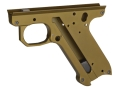 Volquartsen Lightweight Replacement Frame Stripped Ruger Mark II, Mark III Aluminum OD Green