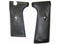 Product detail of Vintage Gun Grips Webley Mark I #2 Semi-Automatic with Escutcheon Polymer Black