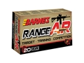 Barnes RangeAR Ammunition 300 AAC Blackout 90 Grain Open-Tip Match (OTM) Box of 20
