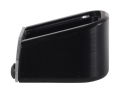 Product detail of Taylor Freelance Extended Magazine Base Pad Springfield XDM +4 9mm Luger, +3 40 S&amp;W Aluminum Black