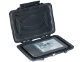 Pelican 1055 HardBack Tablet Case with Kindle Fire Liner Insert and Carry Strap 7&quot; Polymer Black
