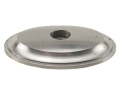 Jerry Fisher Grip Cap 1.75&quot; x 1.27&quot; Steel in the White