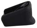 Pearce Grip Magazine Base Pad Glock Generation 4 Plus Two 9mm, 40S&W Polymer Black